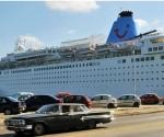 El Thomson Dream en una de sus anteriores visitas a La Habana