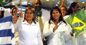 Nuevo grupo de  médicos cubanos se incorpora al programa Más Médicos. Foto: Granma