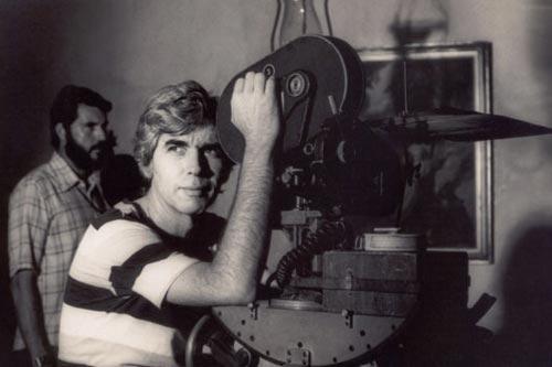 Humberto Solás, creador del Festival de Cine Pobre.