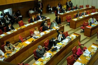El Senado paraguayo aprobó la entrada de Venezuela al grupo del Mercosur. Foto: Ultima Hora