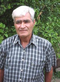 Jorge Márquez, el hombre que ha sido golpeado seis veces por los rayos. Foto: Miguel Díaz y Leonardo Mastrapa