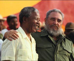 Fundación Mandela rememora la amistad del líder sudafricano con Fidel