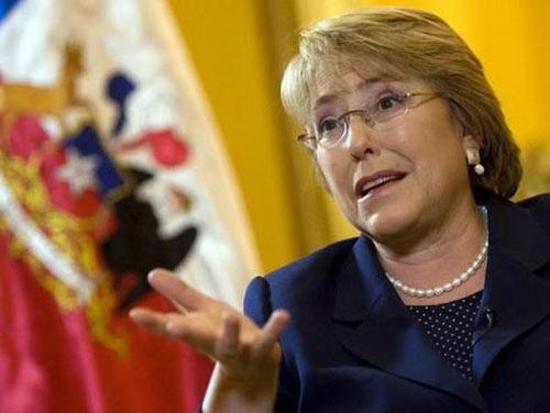 El programa de gobierno de Bachelet tiene tres grandes ejes fundamentales.