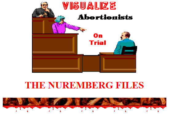 The Nuremberg Files