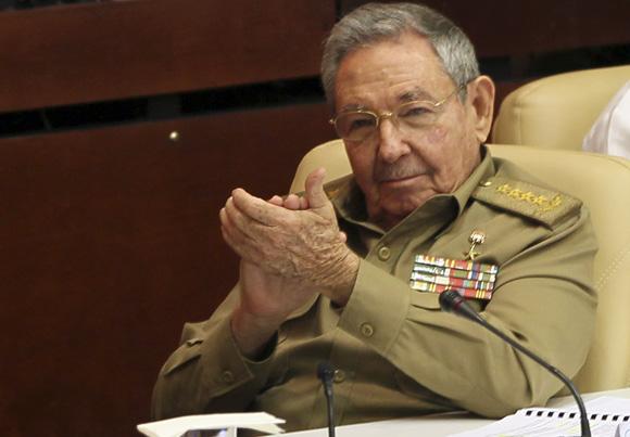 General de Ejército, Raúl Castro, Presidente de los Consejos de Estado ny Ministros de Cuba. Foto: Ladyrene Perez/Cubadebate.