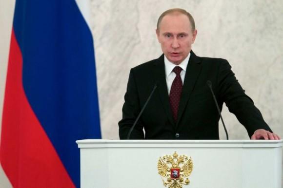 Asiste Putin a firma de convenio entre corporaciones petroleras de Rusia y Cuba