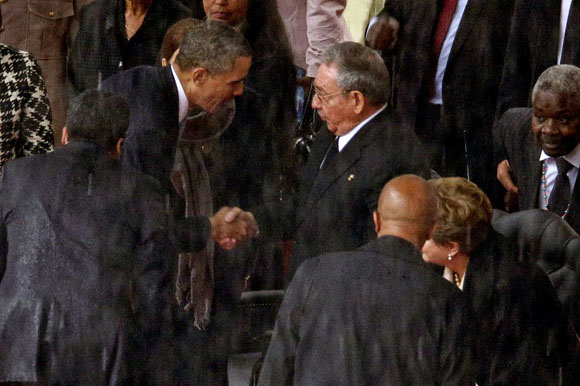 Obama reconoció papel de Cuba en la derrota del Apartheid, según exasesor