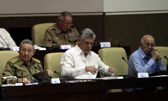 Asamblea Nacional. Foto: Ismael Francisco/Cubadebate.