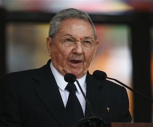 Texto íntegro del discurso de Raúl Castro en exequias de Mandela