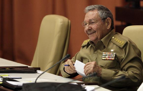 Raúl Castro, presidente de Cuba. Foto: Ladyrene Pérez/Cubadebate.
