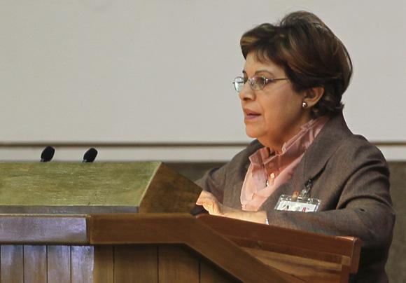 Lina Pedraza.  Foto: Ladyrene Pérez/Cubadebate.
