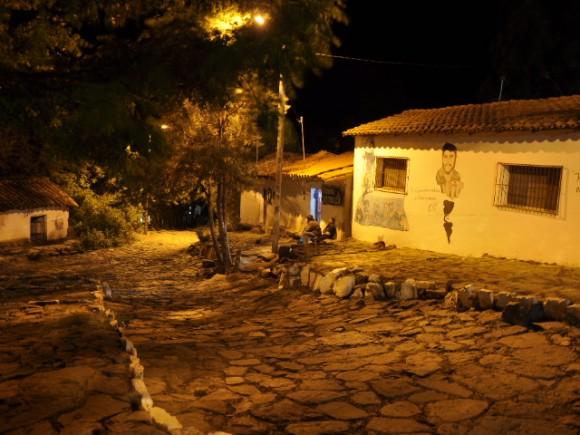 Última noche en La Higuera. Foto: Kaloian.