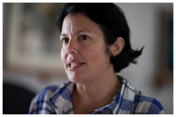 Tatiana Zúñiga Góngora, Directora artística y editora. Foto: Jean-Claude Orru / Cubadebate