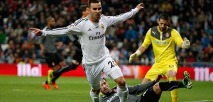 jesé Rodríguez Real Madrid fútbol