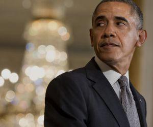 Barack Obama habla como un Emperador. Foto: Archivo