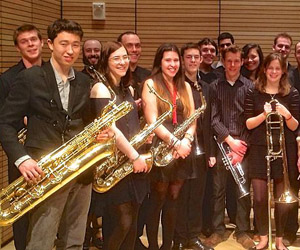 Brown University Jazz Band