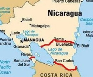 Canal interoceánico de Nicaragua