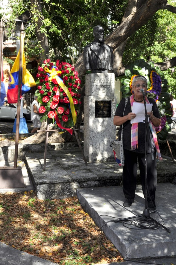 Comite Eloy Alfaro de Centro  Habana.