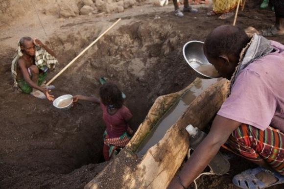 Etiopía. Foto: AFP (Archivo).
