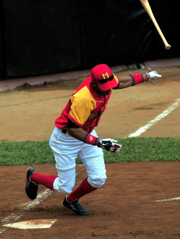 Juego de las Estrellas de Béisbol en la Isla de la Juventud. Pruebas de Habilidades.Foto: Ricardo López Hevia/Cubadebate