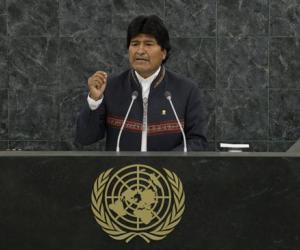 Evo Morales será el orador principal en la inuguración de la Cumbre del G-77
