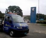 Agencia Sasa Peugeot de Vía Blanca y Primelles. Foto del autor