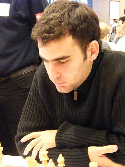 Ajedrecista cubano Leinier Domínguez triunfó en segunda ronda de Campeonato de Rusia