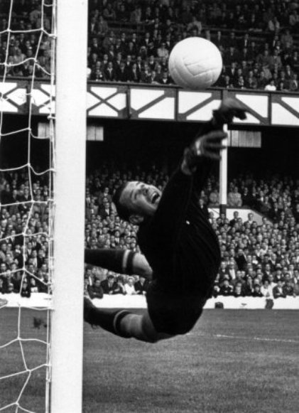"""La famosa """"Araña Negra"""" considerado el mejor portero de fútbol en toda la historia de este deporte que prende la pasión y arrastra las multitudes. Nacido el 22 de octubre de 1929 en Moscú, Unión Soviética y falleció de cáncer el 20 de marzo de 1990. Por Marcos Schwartzman"""