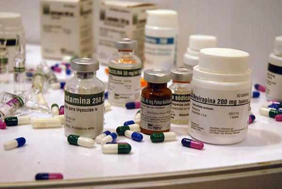 Medicamentos cubanos