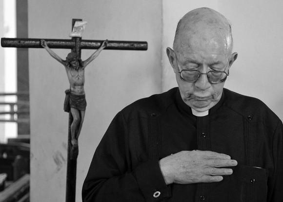 Monseñor Céspedes Foto Alejandro Ernesto