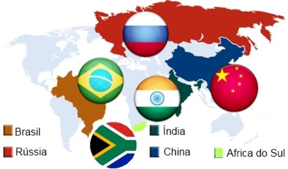 Países del BRICS