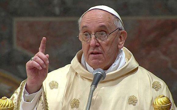 Recuerda papa Francisco que el medio ambiente es un bien colectivo