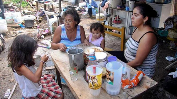 Según la predicción de Bill Gates, para 2035, en Latinoamérica, el único país pobre será Haití. Foto: AFP (Archivo).