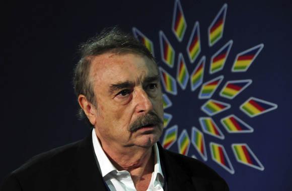 Ignacio Ramonet. Foto: Ladyrene Pérez.