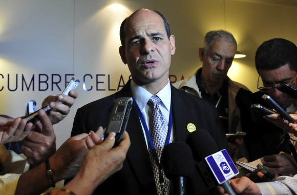 """""""Ya se puede decir que hay Declaración de La Habana"""", afirma Vicecanciller en CELAC (+ Fotos y Video)"""