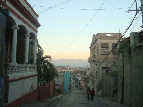 Sol primero en Santiago de Cuba. Foto: Amauris Domínguez Meriño