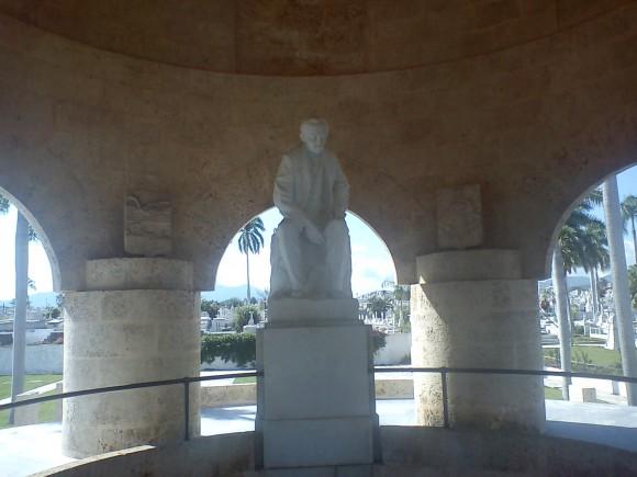 Una visita imprescindible Martí en el Cementerio Santa Ifigenia Foto J Galván