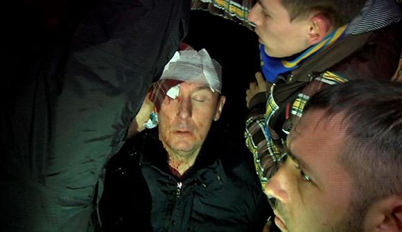 Yuri-Lutsenko-enfrentamientos-manifestantes