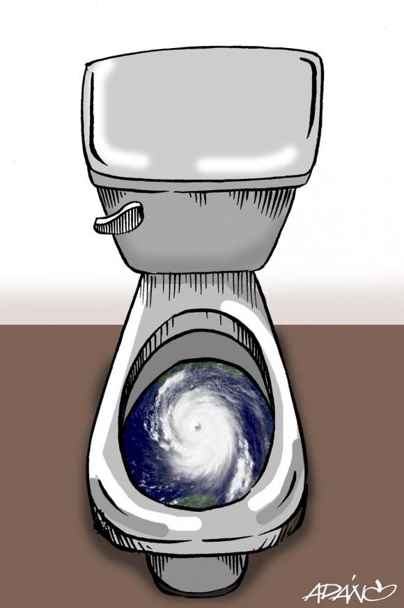 Ciclón. Autor: Adán