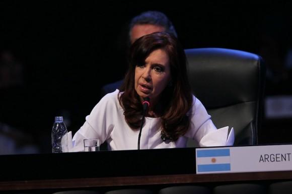 Cristina Fernández. Foto: Ismael Francisco/ Cubadebate
