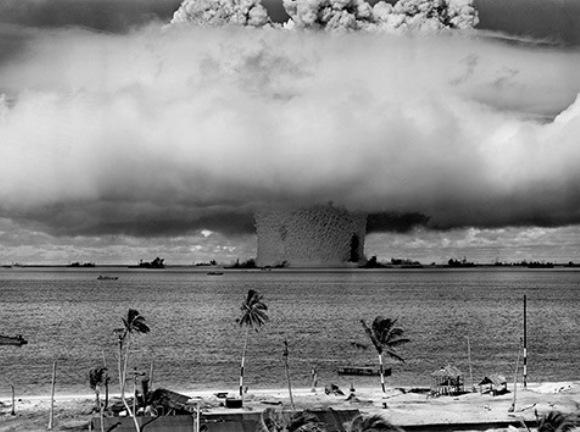 La bomba de neutrones estadounidense desarrollada por el físico Samuel Cohen © Wikimedia.org / U.S. Army