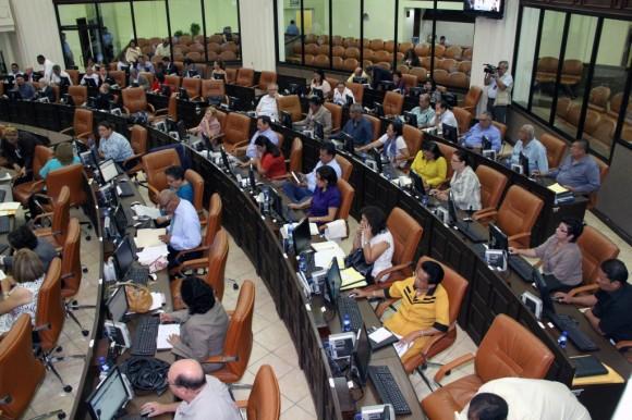 asamblea nacional + nicaragua