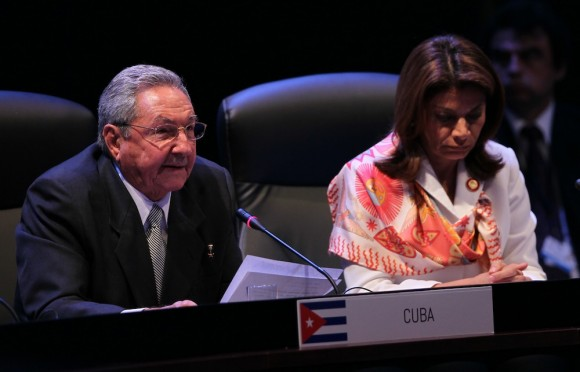 Clausura de la Cumbre de la CELAC. Foto: Ismael Francisco/ Cubadebate