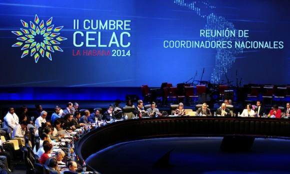 Inauguración de la Reunión de Coordinadores Nacionales de CELAC. Foto: Ladyrene Pérez/ Cubadebate