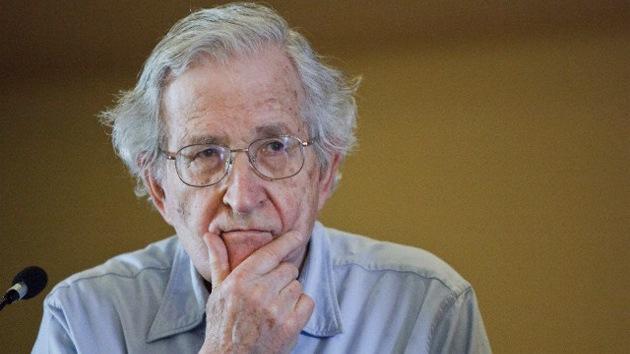 Noam Chomsky. Foto: Corbis