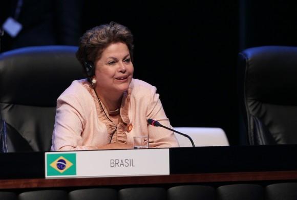 Dilma Rousseff. Foto: Ismael Francisco/ Cubadebate