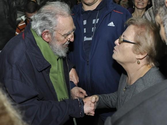 Fidel Castro en el