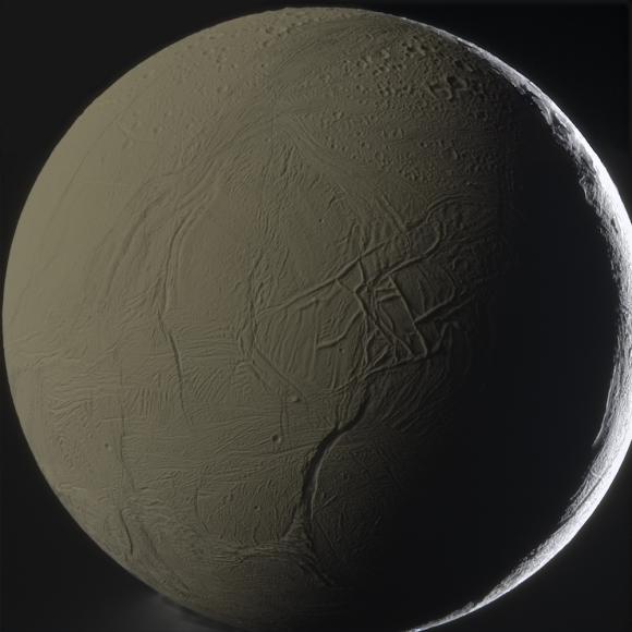Miren, nosotros amamos todas las lunas del sistema solar. Pero nos encantan algunas lunas más que otras. Rutinariamente encabezando esa lista está Encelado, el mundo helado géiser de problemas que orbita Saturno. Esta impresionante imagen de Encelado lanzada este año a partir de la Cassini es uno de los mejores que se ha visto nunca. Imagen: NASA / JPL-Caltech / SSI / G. Ugarković