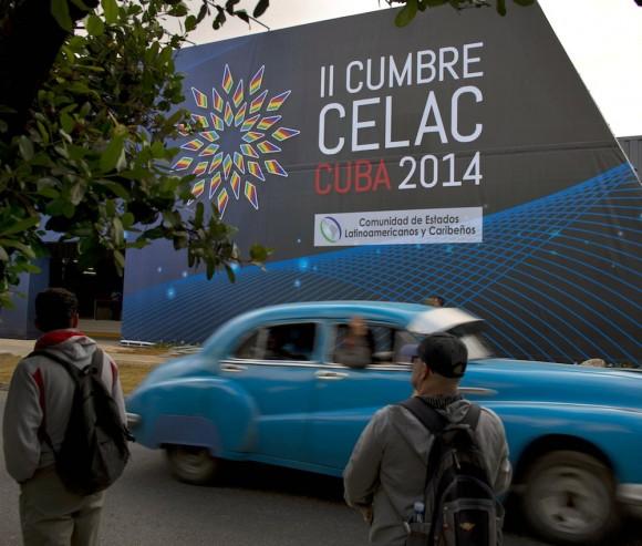 600 millones de habitantes del Río Bravo a Tierra del Fuego estarán teóricamente representadas en la II Cumbre de Estados Latinoamericanos y del Caribe (CELAC) que se realizará en esta capital.