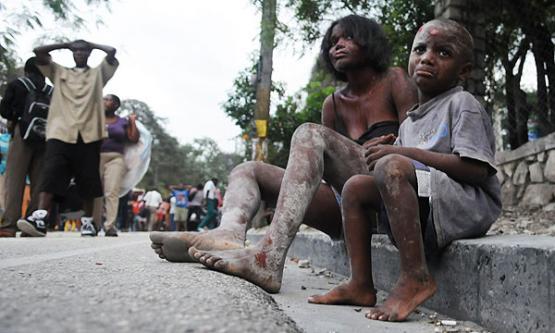 Haití se encuentra entre los cinco países con más hambre del mundo, junto a Burundi, Eritrea, Etiopía y Chad.